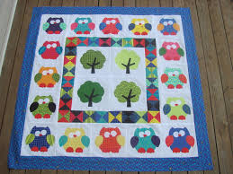Applique Baby Quilt Patterns Cool Decorating