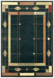 decoration brilliant craftsman style area rugs roselawnlutheran intended for pertaining to mission style rugs decorating