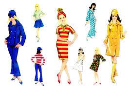 Teen doll fashion art