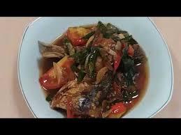 Masukan ikan bandeng masak dengan api kecil sekali hingga ikan matang. Resep Ikan Bandeng Kecap Youtube