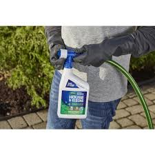 scotts 32 oz outdoor cleaner house and