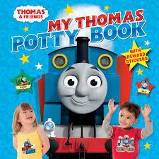 My Thomas Potty Book Thomas Friends Random House