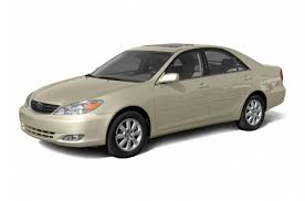 2004 Toyota Camry New Car Test Drive