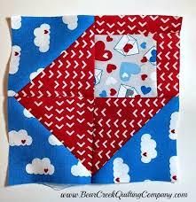 Airmail Envelope Quilt - Part 1 & Airmail Envelope Quilt Tutorial Adamdwight.com