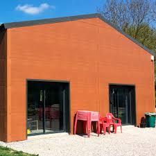 corrugated sheet metal ribbed galvanized steel for facade cladding edyxo