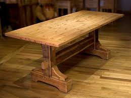 free kitchen table plans