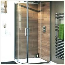 showers diy shower door glass cleaner showers instead of sho