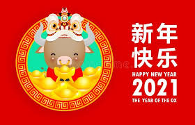 It's all about the chinese new year and introduces fresh content that revolves around chinese culture and festivity. Happy Chinese New Year 2021 Greeting Card Cute Little Cow Holding Chinese Gold Sponsore Happy Chinese New Year Chinese New Year Card Happy New Year Pictures