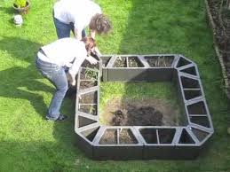 Small Picture Easy Raised Bed Vegetable Garden System YouTube