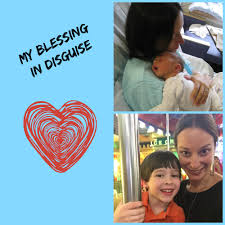 a letter to my month old baby girl wordless wednesday linky my blessing in disguise