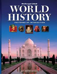 World History Patterns Of Interaction Online Textbook