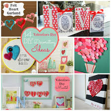 Huckleberry Love: 14 Valentine\u0027s Day DIY Decorating Ideas {Round Up}