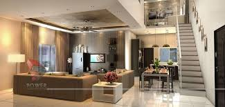 Cool Inspiration 3d House Interior Design 3D Rendering On Home Ideas.