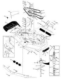 scag mower deck belt diagram diagram scag svr52v 730fx v ride s n h3900001 h3999999 parts diagram