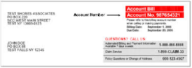 state farm policy number format auto insurance card template