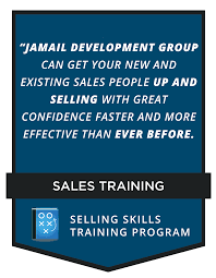 How To Develop A Sales Training Plan Selling Skills Training Program Nathan Jamail 9