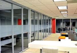 office glass room dividers