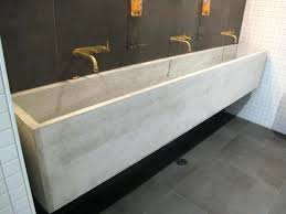 trough sink bathroom bathrooms design bathroom sink faucets trough bathroom sink bathroom trough sink double faucet