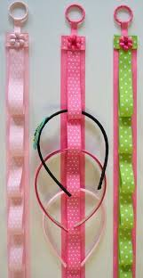 Headband Display Stand Diy Adorable 32 Fabulous DIY Organization Ideas For Girls LOÇO Pinterest