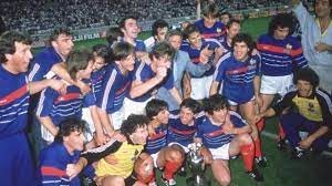 ยูโร 1984: ทัพตราไก่ ฉลองเจ้าภาพสมัย 2 ด้วยแชมป์แรก