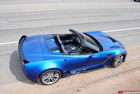 2015 Chevrolet Corvette Z06 Convertible Review - GTspirit