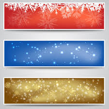 free banner backgrounds christmas banner backgrounds free vector download 340487 cannypic