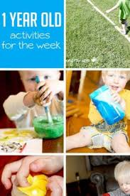 Activities for 18 Month Olds