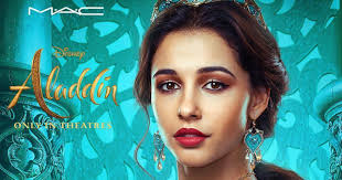 sneak peak at a new aladdin collection makeup range by mac cosmetics
