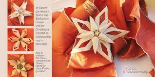 Weihnachtssterne Aus Eierkarton Basteln Kreativbücher Und
