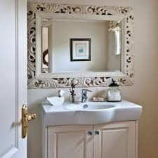 Decorating Bathroom Mirrors Decorating Bathroom Mirrors To Remove Old Mirrors And Frame A