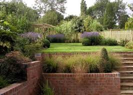 Small Picture sloping garden skarpaslope Pinterest Retaining wall steps