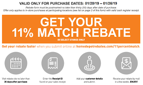 submit your rebate here expired 11 rebate in many states doctor of credit menards postcard