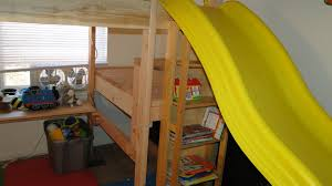 Stunning Diy Bunk Bed For Slide And Slide Quick Woodworking Projects N Loft  Bed in Diy