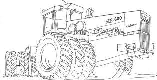Dessin De Tracteur L L L L L L L