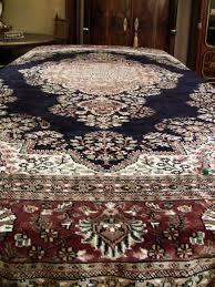 large kashmir silk area rug