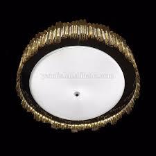 2017 Großhandel Eisenbasis Acryl Schatten Lampe Led Niedrige Decke Kristall Kronleuchter Moderne Deckenleuchte Buy Led Acryl Deckenleuchtemoderne