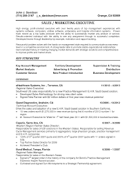 Regional Manager Resume Examples 74 Images Sales Professional