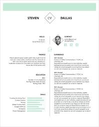 resume one page template pages templates resume blockbusterpage com
