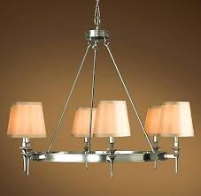 decoration get the look with restoration hardware chandelier crystal large