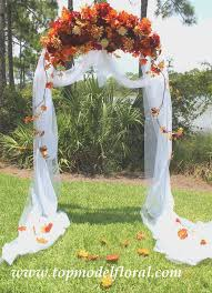 wedding arches fall wedding arch decorating ideas unique fl arrangements by when it happens arch wedding centerpieces and