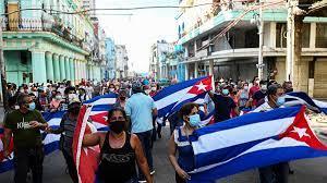 Cuba darkens its internet during ...
