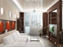 Ideen Für Das Design Eines Schmalen Wohnzimmers Mit Einem
