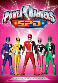 Buy Power Rangers: S.P.D.: The Complete Series Online in Germany. B01N5DFRNG