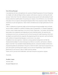 Cover Letter Guidelines Cover Letter Format 2017 2 Jobsxs Com
