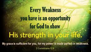 Free Christian Inspirational Quotes Best Of 24 Corinthians His Strength In Your Life All Inspiration Quotes