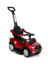 Толокар -<b>Электромобиль</b>- Каталка (3 в 1) <b>Ford Ranger</b> DK-P01P ...