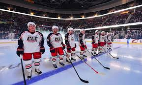 Lake Erie Monsters Hockey Game March 18 April 10