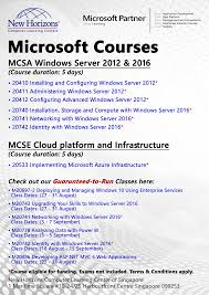 Microsoft Technical New Horizons Singapore