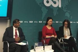 lki and central bank speak on asia as a middle income region at odi london