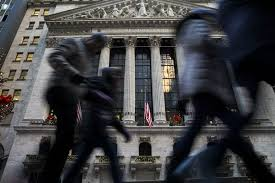 many on wall street and in corporate america are scrambling to understand how much bigger their bill will be credit drew angerer getty images